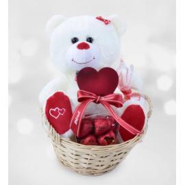 هدية العشاق صندوق الدبدوب