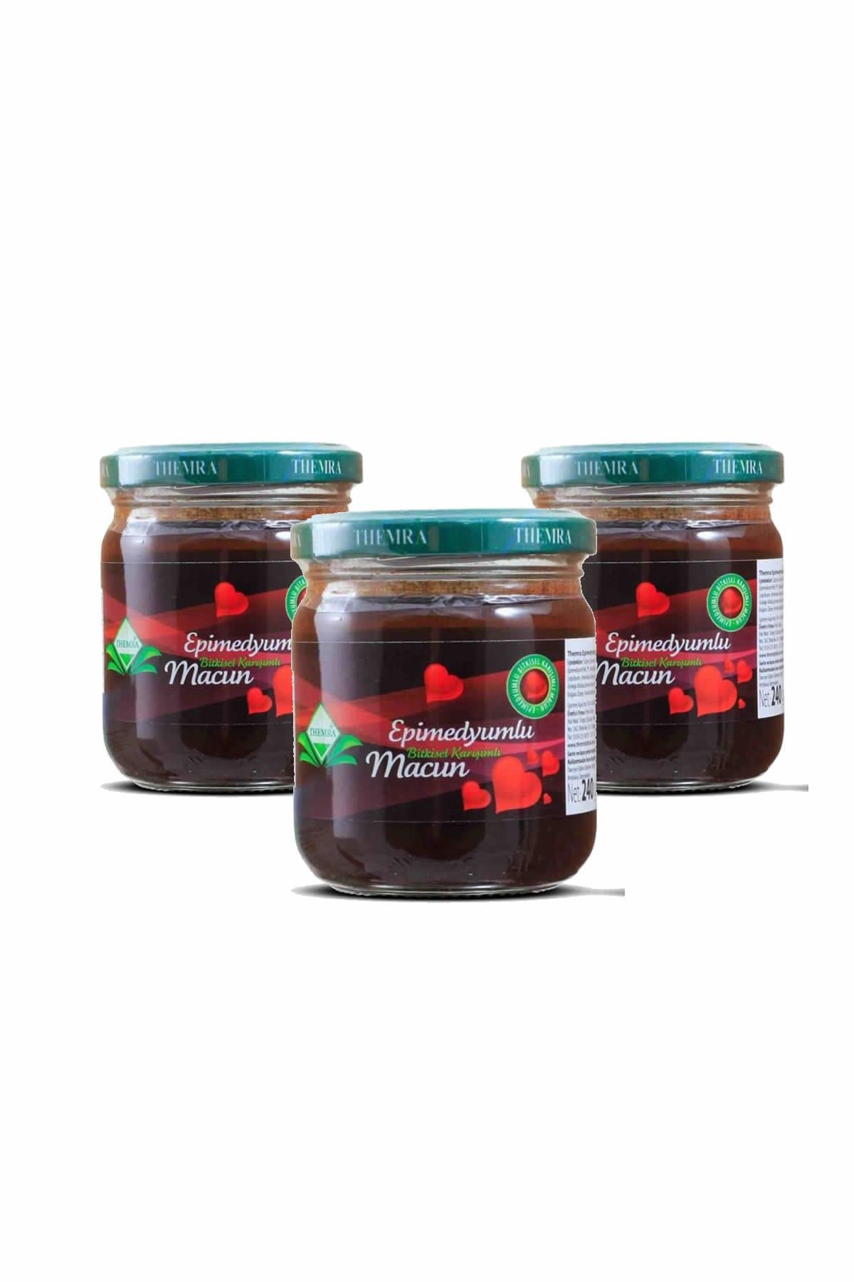 عسل ثيمرا الجديد 240 غرام × 3 علب